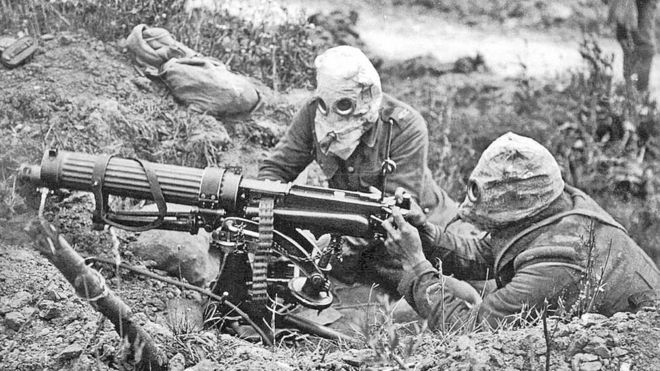Capítulo 7 «Anécdotas de la I Guerra Mundial»