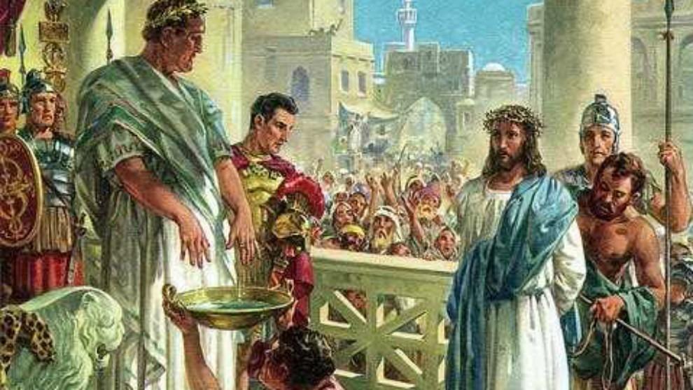 Pasiones aplazadas (relato bimilenario abundante del mismo centro de Judea)